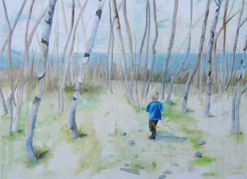Nordwegian Wood - 110 x 140