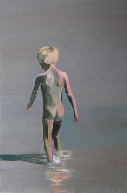 Little Boy II - 120 x 80