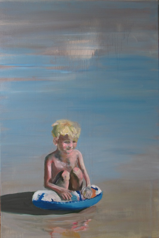 Little boy III - 120 x 80